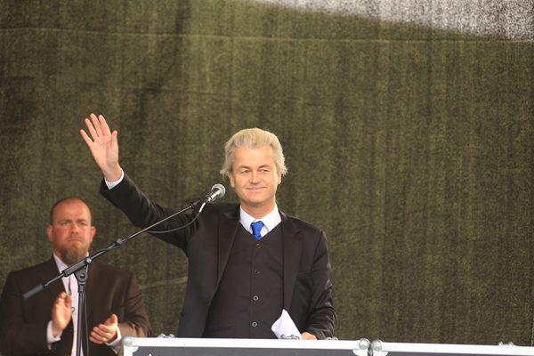 Αποτέλεσμα εικόνας για στις ολλανδικές εκλογές να βγει πρώτο κόμμα το φασιστικό