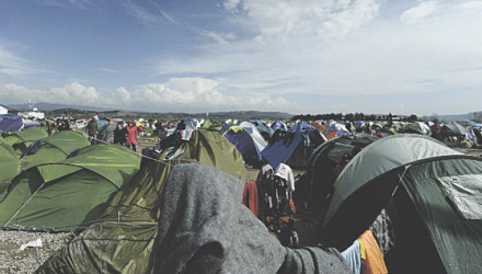 Προσφυγικός-Καταυλισμός