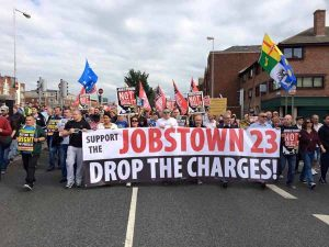 Jobstown-protest