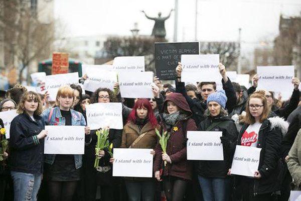 Αποτέλεσμα εικόνας για κατηγορούμενου για βιασμό στην Ιρλανδία.