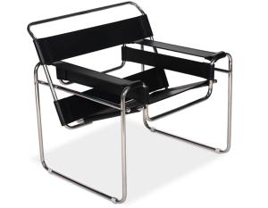 Η διάσημη καρέκλα Wassily που σχεδίασε ο Μαρσέλ Μπρόιερ